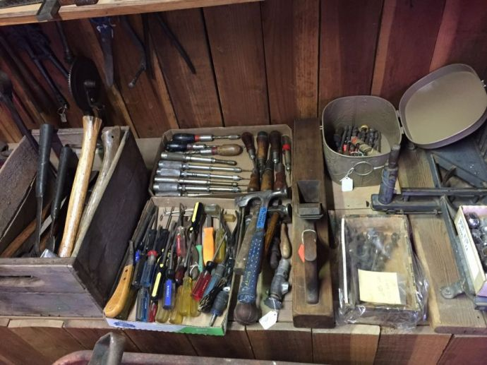 Tools, Yankee screwdrivers